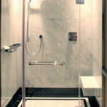 Objectsinglass shower enclosures simple glass