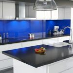 Objectsinglass splashback coloured