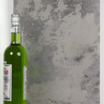 Objectsinglass splashback distressed design 13